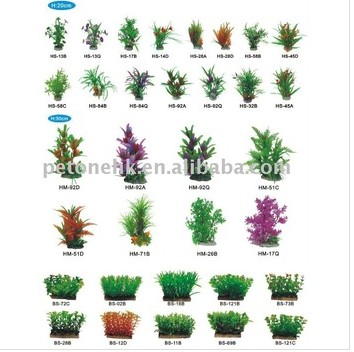 Plastic Aquatic Plants (AP-0105 )