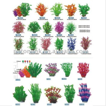 Plastic Fish Tank decoration (AP-1101)