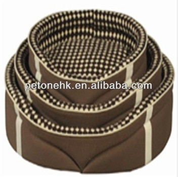 wholesale round dog dry bed